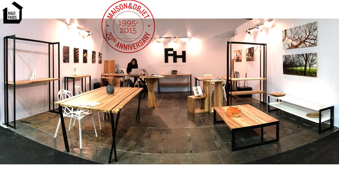 Maison objet paris 23 27 janvier 2015 fh mobilier - Salon du mobilier paris ...
